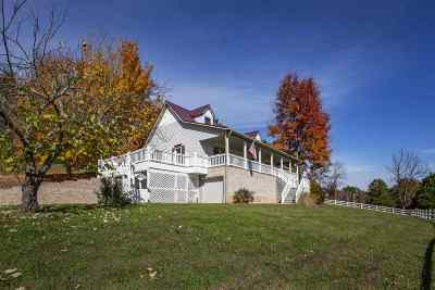Single Family Home For Sale: 1347 McCarty Rd