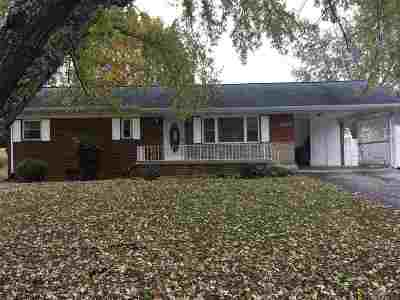 Jefferson City Single Family Home For Sale: 1003 N Hwy 92