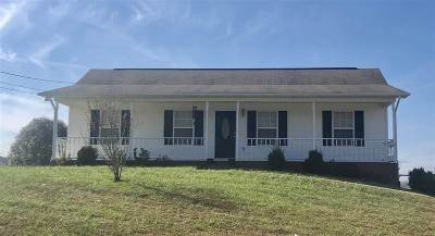 Russellville Single Family Home For Sale: 1877 Mullins Rd