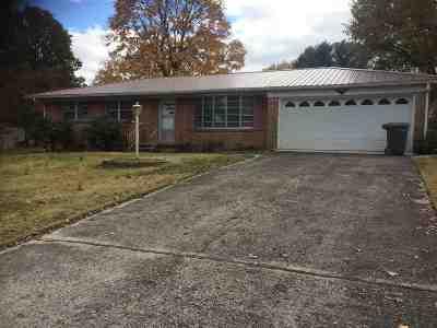 Single Family Home For Sale: 1874 Oak Street