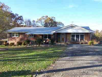Single Family Home For Sale: 756 Big Springs Dr