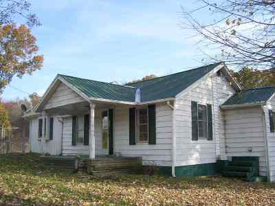 White Pine TN Single Family Home For Sale: $69,900