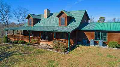 Grainger County, Hamblen County, Hawkins County, Jefferson County Single Family Home Temporary Active: 1041 Long Spur Tr