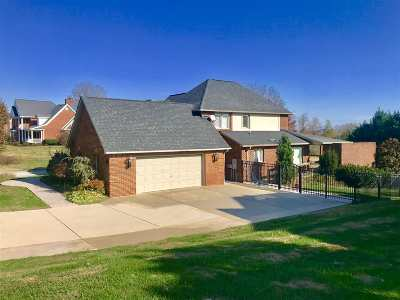 Hamblen County Single Family Home For Sale: 848 Colonial Dr.