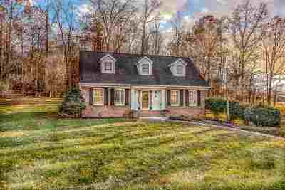 Hamblen County Single Family Home For Sale: 1475 Maple Leaf Dr