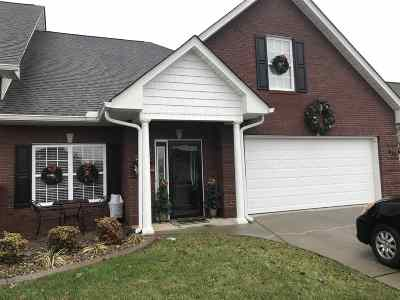 Morristown TN Condo/Townhouse For Sale: $237,900