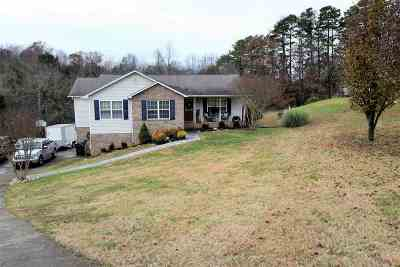 Talbott TN Single Family Home Sold: $209,900