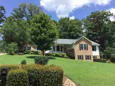 Cocke County Single Family Home For Sale: 121 Smoky View Lane