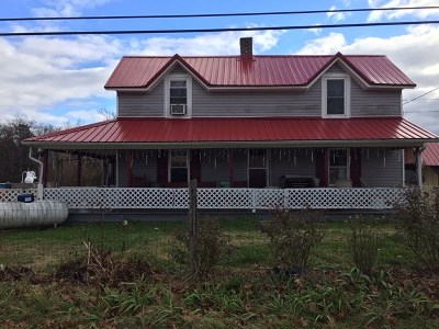 Russellville Single Family Home For Sale: 2137 Silver City Road