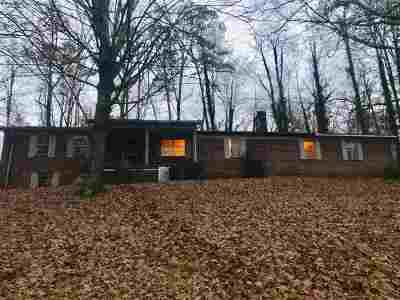 Whitesburg Single Family Home For Sale: 7646 Stagecoach Rd