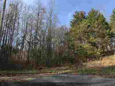 White Pine Residential Lots & Land For Sale: Lot 21 & 22 Flintrock Way