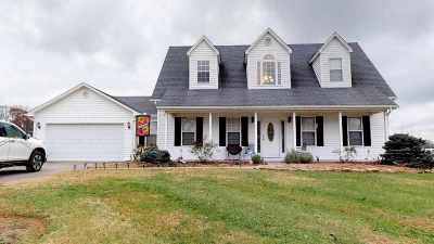 Morristown Single Family Home For Sale: 887 Hemlock Circle