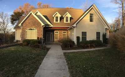 Talbott Single Family Home For Sale: 8166 Cross Creek Dr.