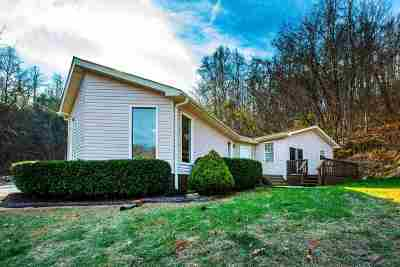 Single Family Home For Sale: 508 Lewis Lane