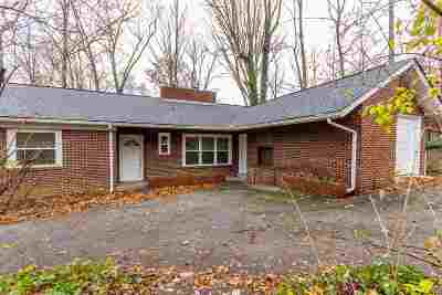 Morristown Single Family Home For Sale: 1124 Castile Ave