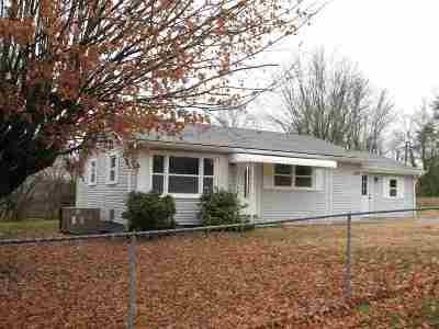 Morristown Single Family Home For Sale: 1022 E 6th North St.