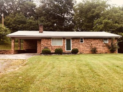 Newport Single Family Home For Sale: 475 Industrial Road