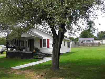 Morristown Single Family Home For Sale: 1327 Lewis St