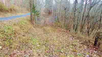Claiborne County, Cocke County, Grainger County, Greene County, Hamblen County, Hancock County, Hawkins County, Jefferson County Residential Lots & Land For Sale: Lot 3 Steve Brown Road