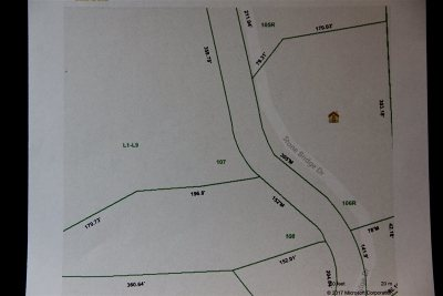 Residential Lots & Land For Sale: Lot 106 Stone Bridge