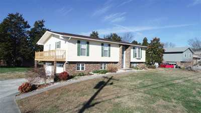 Hamblen County Single Family Home For Sale: 411 Ravenwood Drive
