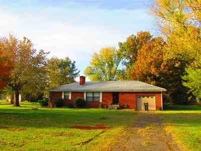 Hamblen County Single Family Home Temporary Active: 7821 E Andrew Johnson Hwy