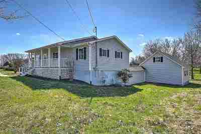 Single Family Home For Sale: 1580 Erwin Hwy