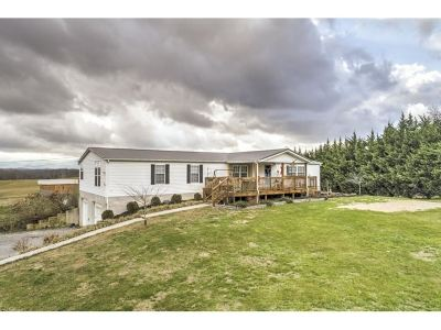 Single Family Home For Sale: 237 Yankee Camp Road