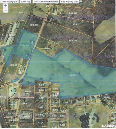 Morristown Residential Lots & Land For Sale: 785 N Morelock