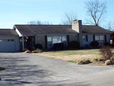 Morristown Single Family Home Temporary Active: 315 White Avenue