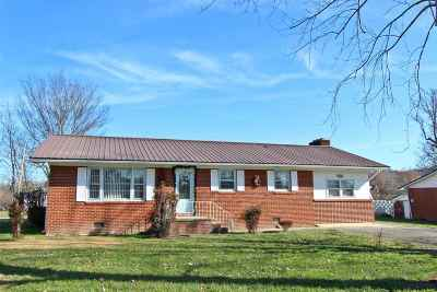 Single Family Home For Sale: 404 Seehorn Dr