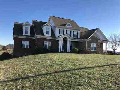 Hamblen County Single Family Home For Sale: 1905 Hindley Road
