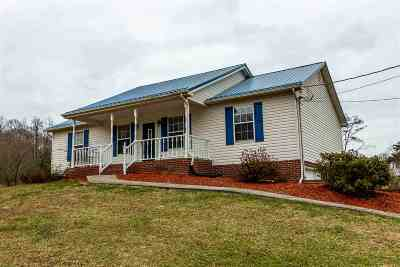 Russellville Single Family Home For Sale: 2562 Phillip Lane