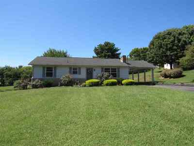 Dandridge Single Family Home For Sale: 1113 Patterson St