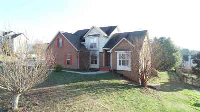 Morristown, Morrristown Single Family Home For Sale: 4963 Horseshoe Trail