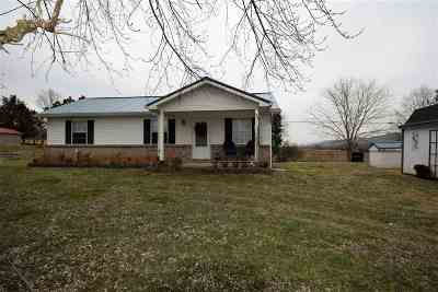 Rutledge TN Single Family Home For Sale: $124,900