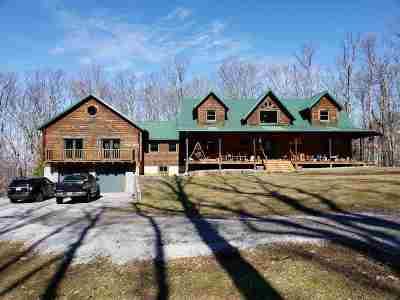 Cocke County Single Family Home For Sale: 1075 Lightnen Road