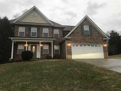 Single Family Home For Sale: 7645 Abbey Lane