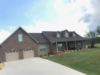 Jefferson County Single Family Home For Sale: 976 Leadmine Road