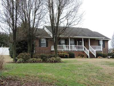 Single Family Home For Sale: 322 Old Erwin Highway