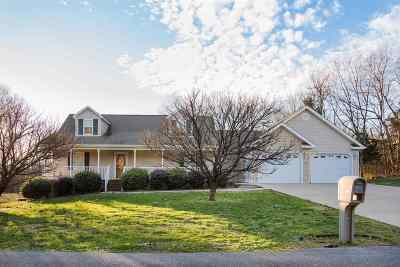 Single Family Home For Sale: 740 Cartwheel Rd.