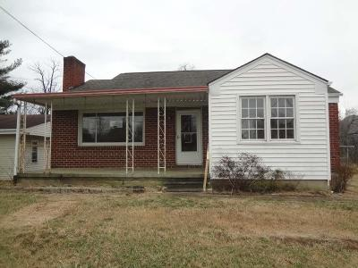 Single Family Home For Sale: 1813 Fort Robinson Drive