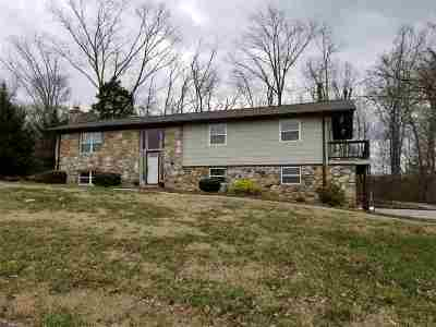 Jefferson County Single Family Home For Sale: 1344 Clinch View Circle
