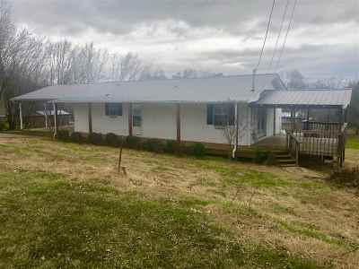 Bean Station TN Single Family Home For Sale: $99,900