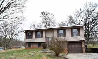 Morristown Single Family Home For Sale: 2322 Quillen Dr