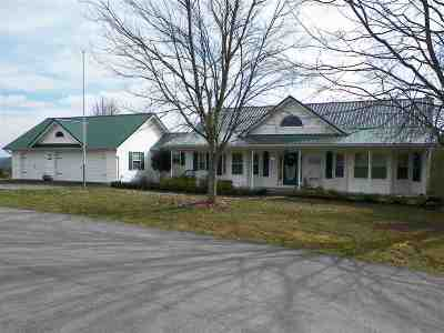 Sevier County Single Family Home For Sale: 3628 Blue Byrd Lane