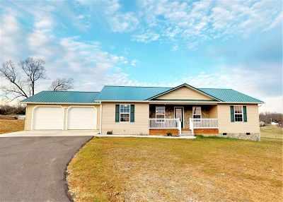 Single Family Home For Sale: 130 N Massengill