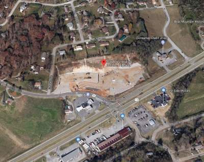 Morristown Residential Lots & Land For Sale: 4980 W Andrew Johnson Hwy