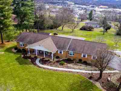Morristown Single Family Home For Sale: 1703 Country Club Drive