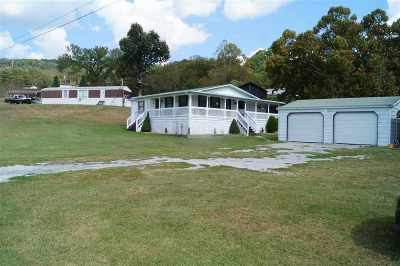 Mooresburg Single Family Home For Sale: 878 County Line Rd.